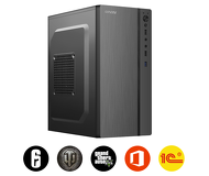 Компьютер Зеон для современных онлайн игр, кино и интернета [P51]